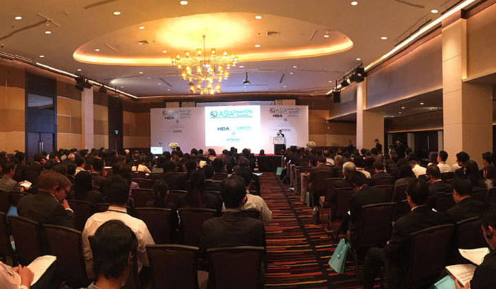 Asia Smart City Summit in Thailand